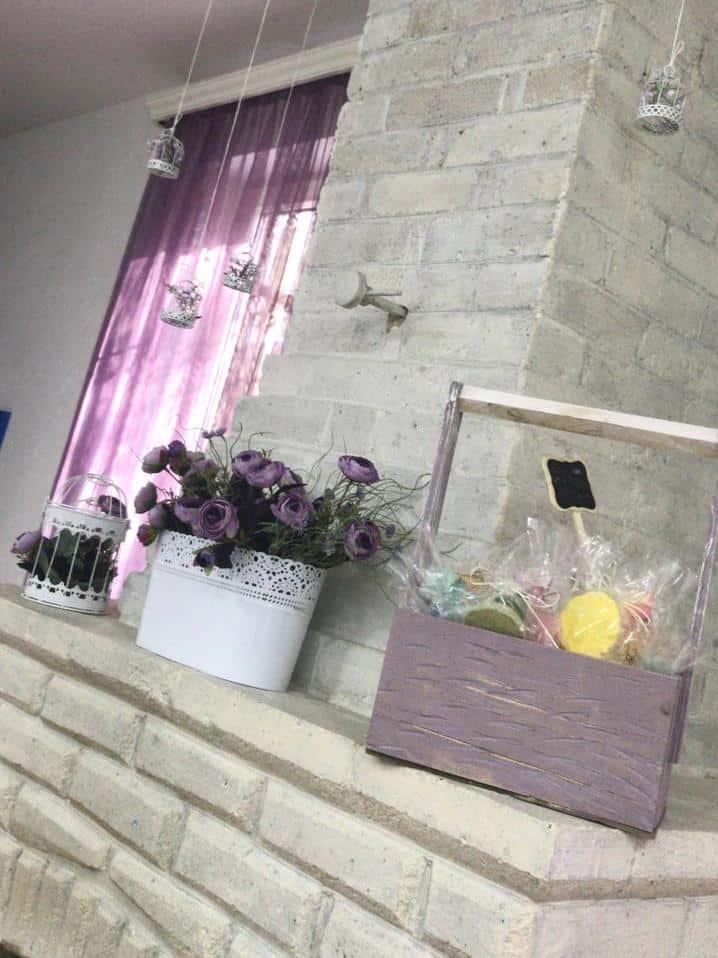 Салон Liana Pro, главный зал, интерьер